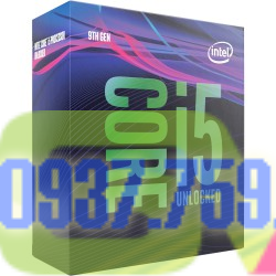 Hình ảnh của CPU Intel Core i5-9600K (3.7 Upto 4.5GHz/ 6C6T/ 9MB/ Coffee Lake) 6790000