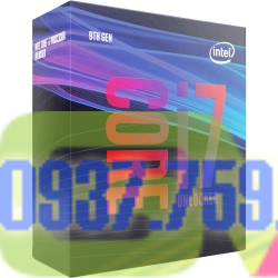 Hình ảnh của CPU Intel Core i7-9700K (3.6 Upto 4.6GHz/ 8C8T/ 12MB/ Coffee Lake-R) 10190000